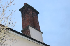 The original chimney.